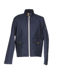 Gloverall Jackets Blue