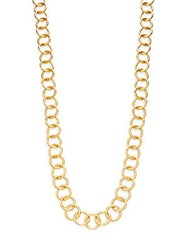 Stephanie Kantis Classic Chain Necklace Gold