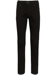 Neuw Iggy Slim Fit Jeans Black