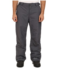 Columbia Bugaboo Ii Pant Tall Graphite Men's Outerwear Gray