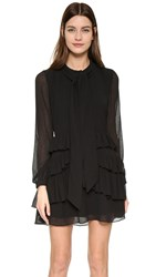 Rebecca Minkoff Vibkeke Dress Black