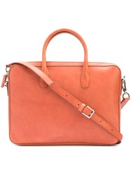 Mansur Gavriel Small Briefcase Bag Nude And Neutrals
