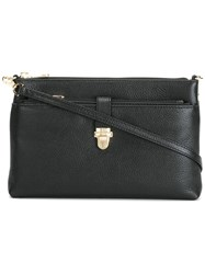 Michael Michael Kors Zipped Shoulder Bag Black