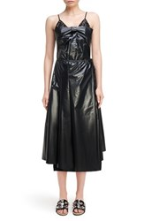 Toga Women's Laminated Faux Leather Dress