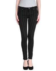 Mih Jeans Casual Pants Black