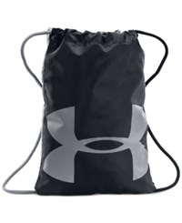 Under Armour Men's Logo Sackpack Black