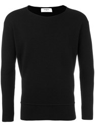 Ports 1961 Scoop Neck Jumper Black