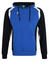 Erima Razor 2.0 Hoodie New Royal Black White Blue