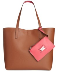 Styleandco. Style Co. Clean Cut Reversible Tote With Wristlet Only At Macy's Luggage