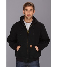 Carhartt Big Tall Qfl Sandstone Active Jacket Black Men's Jacket
