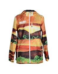 Neff Coats And Jackets Jackets Men Yellow