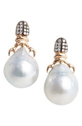 Daniela Villegas Women's Khepri Pearl Stud Earrings Nordstrom Exclusive