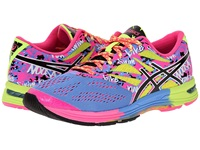 Asics Gel Noosa Tri 10 Powder Blue Black Hot Pink Women's Running Shoes