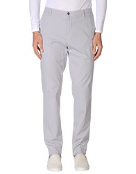 Fred Perry Casual Pants Light Grey