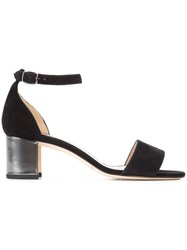 Manolo Blahnik Lauratomod Sandals Black
