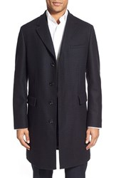 Men's Ted Baker London 'Kayden' Wool Blend Overcoat