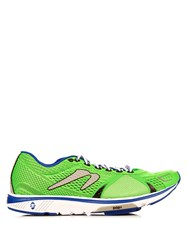 Newton Gravity V Low Top Trainers Green Multi