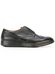 Fratelli Rossetti Lace Up Brogues Black