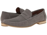 Fitzwell Kimo Light Grey Syede Men's Flat Shoes Taupe