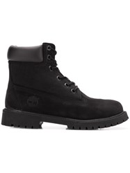 Timberland Lace Up Boots Black
