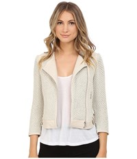 Joie Jaelle Jacket Natural Women's Coat Beige