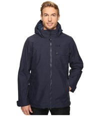 Jack Wolfskin Vernon Jacket Night Blue Men's Coat Navy