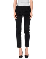 Blu Byblos Trousers Casual Trousers Women Black