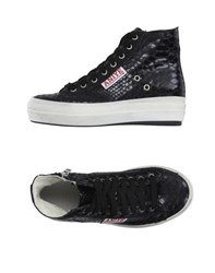 Aniye By Footwear High Tops And Trainers Women Black
