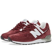 New Balance M576prw Made In England Burgundy