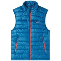 Patagonia Down Sweater Vest Blue