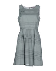 Rosamunda Dresses Short Dresses Women Grey