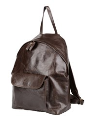 Corsia Backpacks And Fanny Packs Dark Brown