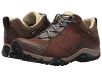 Oboz Sapphire Low Bdry Chestnut Hydro Women's Shoes Brown
