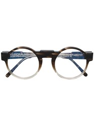 Kuboraum K10 Glasses Brown