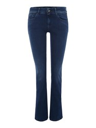 Replay Luz Bootcut Jeans Blue