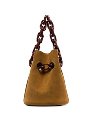 Trademark Suede Goodall Two Tone Tote Unavailable