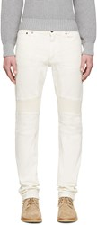Belstaff Cream Slim Eastham Jeans