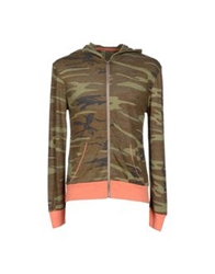 Alternative Earth Cardigans Military Green