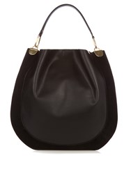Diane Von Furstenberg Moon Large Bag Black