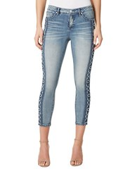 Miraclebody Jeans Faith Fit Solution Cropped Skinny Dorado