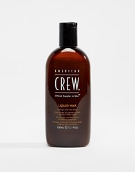 American Crew Liquid Wax 100Ml Liquid Wax Clear