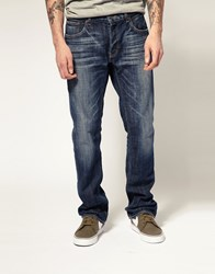 Wesc Slim Flithy Jeans Blue