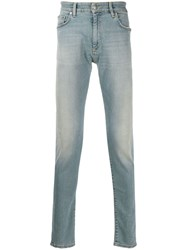 Represent High Rise Slim Fit Jeans 60