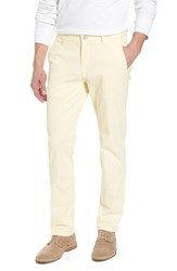 Bonobos Big And Tall Tailored Fit Washed Stretch Cotton Chinos Sun In Orange