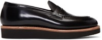 Grenson Black Lloyd Loafers
