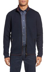 Ted Baker Men's London Full Zip Sweater