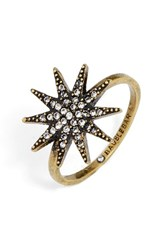 Baublebar Women's Ultima Crystal Ring
