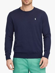 Ralph Lauren Polo Golf By Crew Neck Jumper French Navy