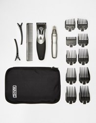 Wahl Clip And Rinse Clippers And Personal Trimmer Multi
