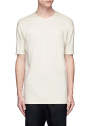 Devoa Dolman Sleeve T Shirt White